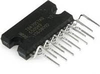 Микросхема TDA7057AQ Демонтаж