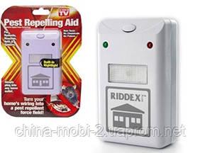 Riddex  - универсальный отпугиватель вредных грызунов и насекомых