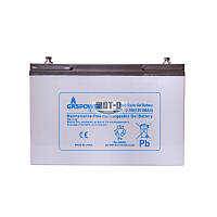 Гелевый аккумулятор Gaspower Electro LPCG-12-100A/H