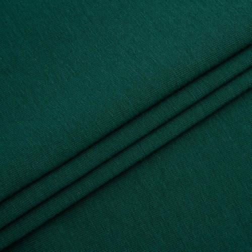Футер трехнитка Penye на флісі, темно зелений (пляшка), з начосом, купити оптом, Україна