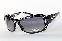 Оригинальные солнцезащитные очки в плямистой оправе, фото 1