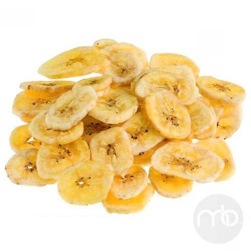Бананові чіпси 50 г