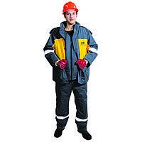 Куртка с жилетом для защиты от пониженных температур