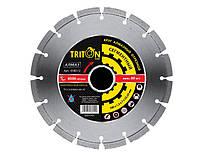Круг алмазный отрезной сегментный Triton-tools 180мм