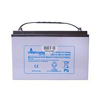 AGM-аккумулятор для ИБП Gaspower Electro LBG-12-100A/H