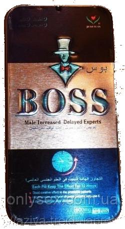 Препарт для потенции BOSS