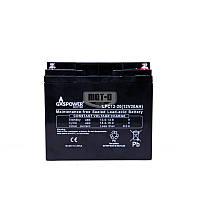 AGM аккумуляторная батарея Gaspower Electro LPС 12-20