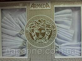 Скатерть с салфетками и кольцами ARMEDA