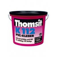 THOMSIT k112 Токопроводящий клей для ПВХ и каучуковых покрытий, 12 кг