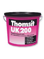 THOMSIT UK 200 Универсальный водно-дисперсионный клей для текстильных и гетерогенных ПВХ покрытий 14 кг