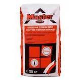 MASTER  SUPER Эластичный клей для устройства систем утепления, 25 кг