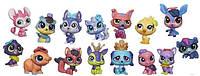 Набор 15 животных и аксессуары Littlest Pet Shop Collector Party Pack