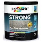 Грунтовка Kompozit STRONG (Лак для камня) 10 л.