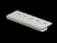 Завершающая планка ″Тимбер-Блок″ Кедр Полярный 3,05м