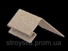 Околооконная планка ″Тимбер-Блок″ Кедр Светлый 3,05м