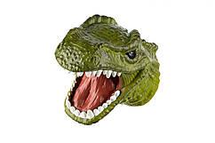 Іграшка Тиранозавр на руку зелений