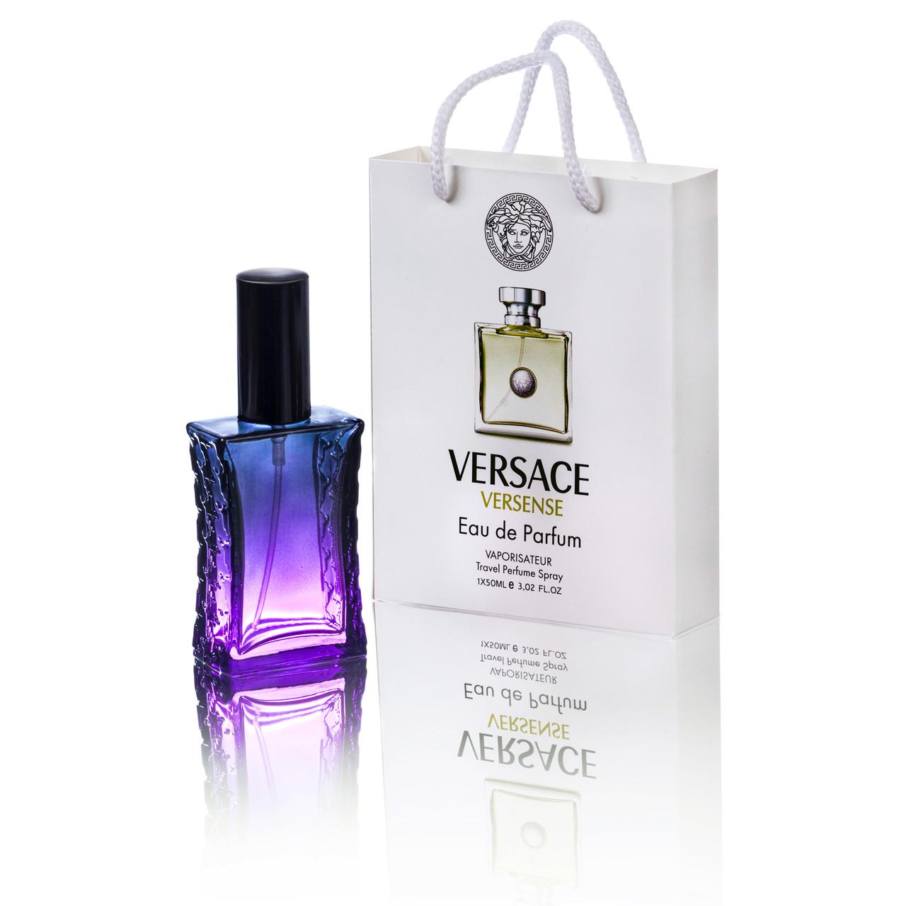 Купить Versace Versense (версаче Версенс) в подарочной упаковке 50 мл.  оптом и в розницу в Киеве от компании