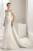 Сшить шлейф для свадебного платья (кружево, фатин,шифон,органза).