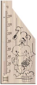 Термометр в парилку Віктер 5