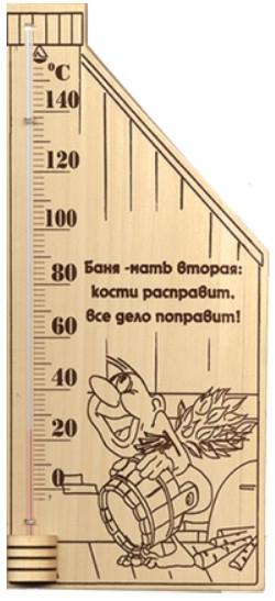 Банный термометр Виктер 5
