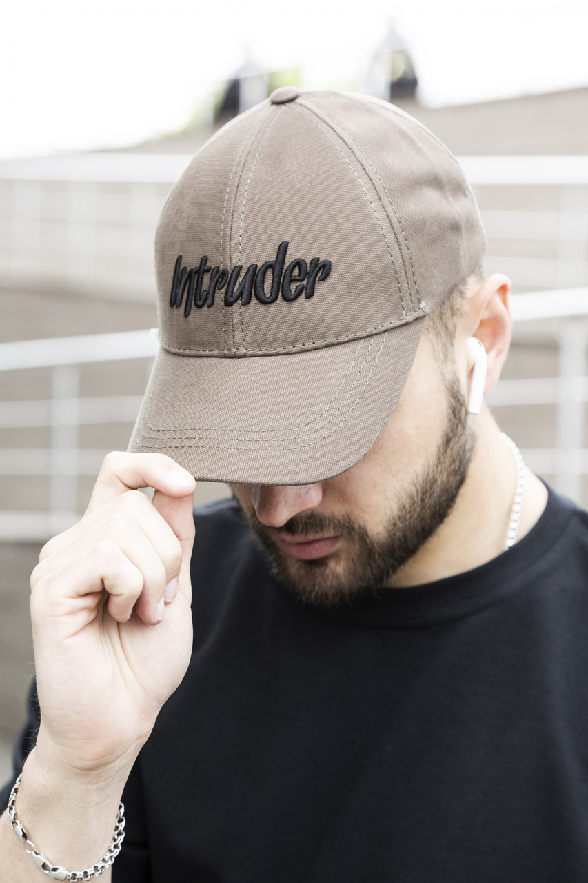 Кепка Intruder bol хаки+ ключница в подарок