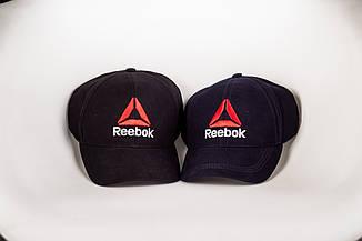 Кепка Reebok темно синяя, фото 3