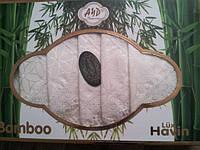 Кружевная бамбуковая скатерть с салфетками  в коробке Hurem