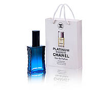 Chanel Egoiste Platinum (Шанель Эгоист Платинум) подарочной упаковке 50 мл.