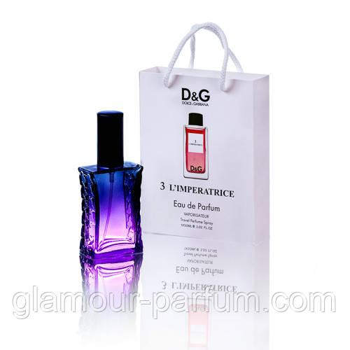 Dolce & Gabbana 3 L`Imperatrice (Дольче Габбана 3 Императрица) в подарочной упаковке 50 мл