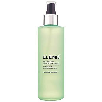 Тонер для восстановления pH-баланса кожи Elemis Balancing Lavender Toner 200 мл