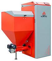 Промышленный автоматический пеллетный котел на твердом топливе Klimosz Duo NG 100