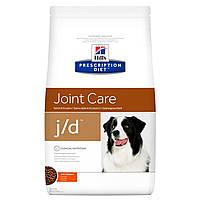 Сухой корм HILL`S (Хилс) Prescription Diet j/d Joint Care для собак при заболеваниях суставов 2 кг