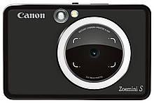 Камера моментальной печати CANON Zoemini S Black