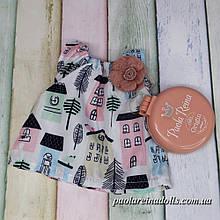 Літня сукня для ляльок Паола Рейна