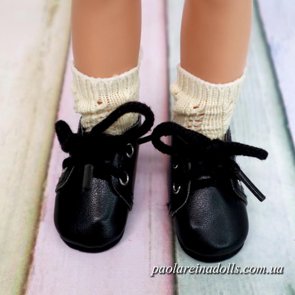 Фирменные ботиночки Паола Рейна с носочками для кукол Паола Рейна