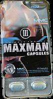 Препарат для потенции Maxman 3 Максмэн 3