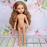 Кукла Паола Рейна Карла с волнистыми волосами 04456 без одежды Paola Reina, фото 2