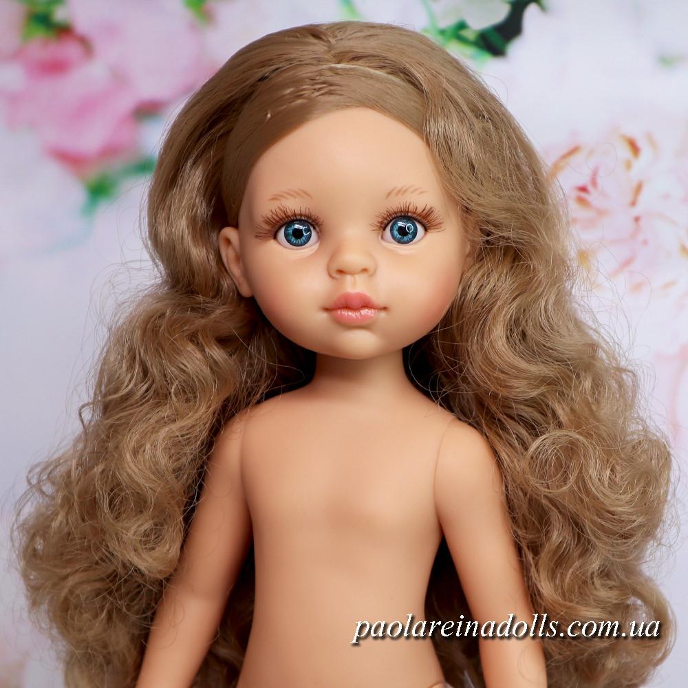 Кукла Паола Рейна Карла с волнистыми волосами 04456 без одежды Paola Reina