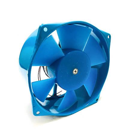 Вентилятор к промышленному оборудованию-380V АС, (157х157х60мм),30 Ватт, фото 2