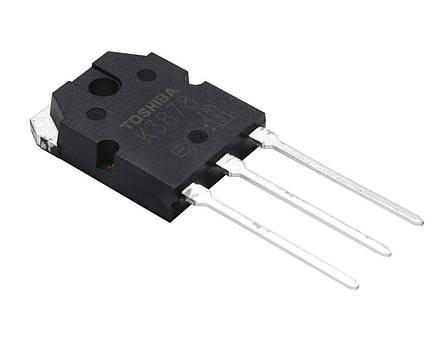 Транзистор оригінал TOSHIBA IGBT до зварювання K3878,, фото 2