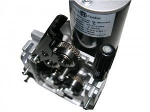 Механизм подачи проволоки 4-роликовый 24B SSJ-15. (120Wat)