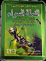 Препарат для повышения мужской потенции Black Ant King Черный Королевский Муравей