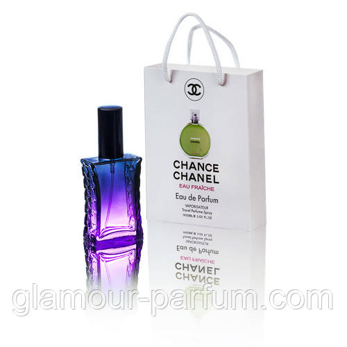Chanel Chance eau Fraiche (Шанель Шанс эу Фреш) в подарочной упаковке 50 мл