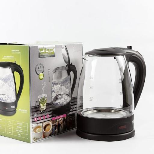Электрический чайник стеклянный DSP KK1129 Емкость 1.8 л