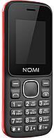 Мобільний телефон Nomi i188s - Red (Червоний), фото 1