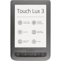 Электронная книга PocketBook 626 Touch Lux3, серый (PB626(2)-Y-CIS)