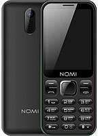 Мобильный телефон Nomi i284 - Черный (Black), фото 1