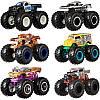 Дитячий набір з 2 машинок-позашляховиків серії «Monster Trucks» Hot Wheels