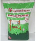 Удобрение TARGET гранулированный Gardenfoska для газонов 5 кг