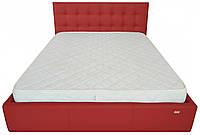 Кровать Richman Честер 120 х 200 см Флай 2210 Красная rich00082 ZZ, КОД: 2511137